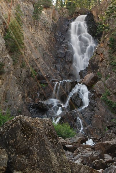 Fish Creek Falls (Steamboat Springs).