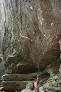 Rock Climbing Photo: Hoosier Boys 5.12c/d