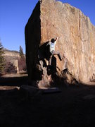 Rock Climbing Photo: NW Corner.