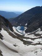 Rock Climbing Photo: Chasm View view