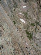 Rock Climbing Photo: Exposure is sweet