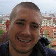 Rock Climbing Photo: me in Czech