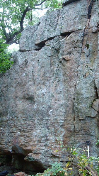 Rock Climbing Photo: Trail Crew
