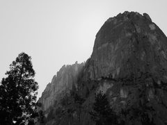 Rock Climbing Photo: The Sentinel