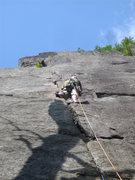 Rock Climbing Photo: Gamesmanship