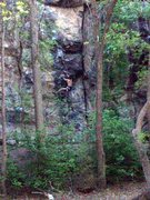 Rock Climbing Photo: The only people camping and climbing besides me.  ...