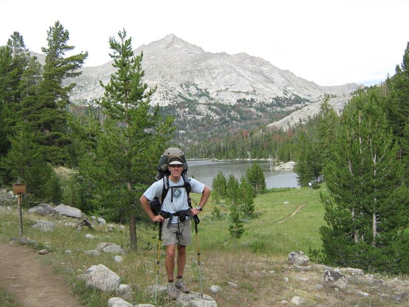 Rock Climbing Photo: Big Sandy approach trail