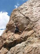 Rock Climbing Photo: big bear