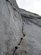 Rock Climbing Photo: The Central Corner