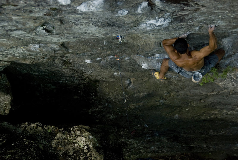 Rock Climbing Photo: That one strong indian dude thats always around ru...
