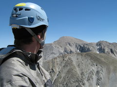 Rock Climbing Photo: Wind River Peak