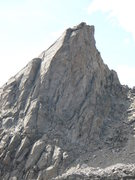 Rock Climbing Photo: From the north