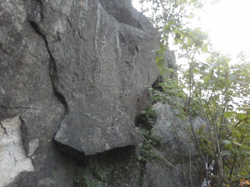 What is the meaning of climbing, or life for that matter? No answers here...