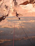 Rock Climbing Photo: Nice killer 5.6 /7 on the right side of the wall.....