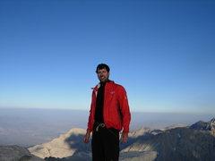 Rock Climbing Photo: summit of whitney