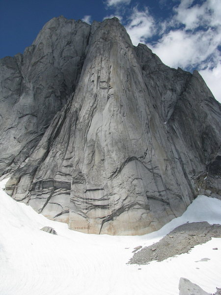 Rock Climbing Photo: The Minaret