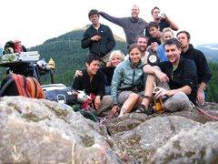 Rock Climbing Photo: Everyone.