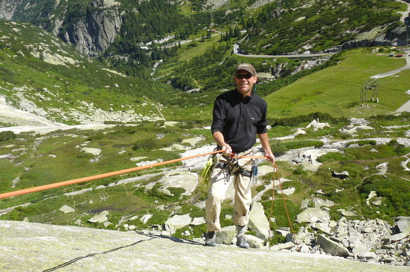 Rock Climbing Photo: Grimsel Valley, CH