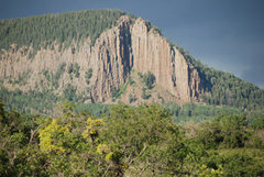 Rock Climbing Photo: Behold, V Rock.