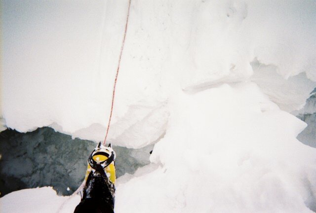 Rock Climbing Photo: Khan Tengri