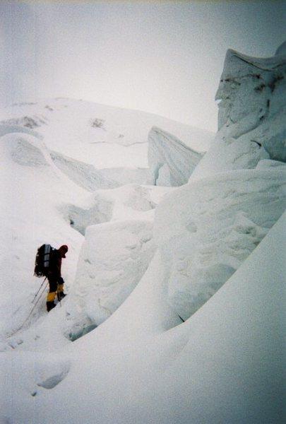 Rock Climbing Photo: KZ