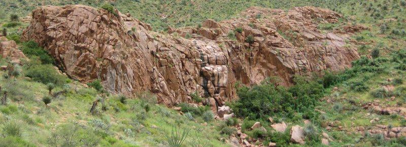 Rock Climbing Photo: Sneed's Cory