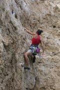 Rock Climbing Photo: Tensleep Canyon WY