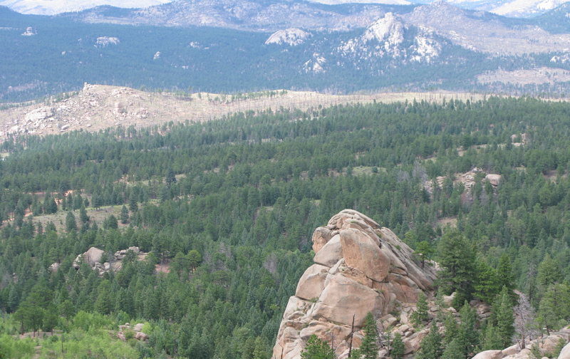 Rock Climbing Photo: Anyone know if this formation has any routes? I ha...