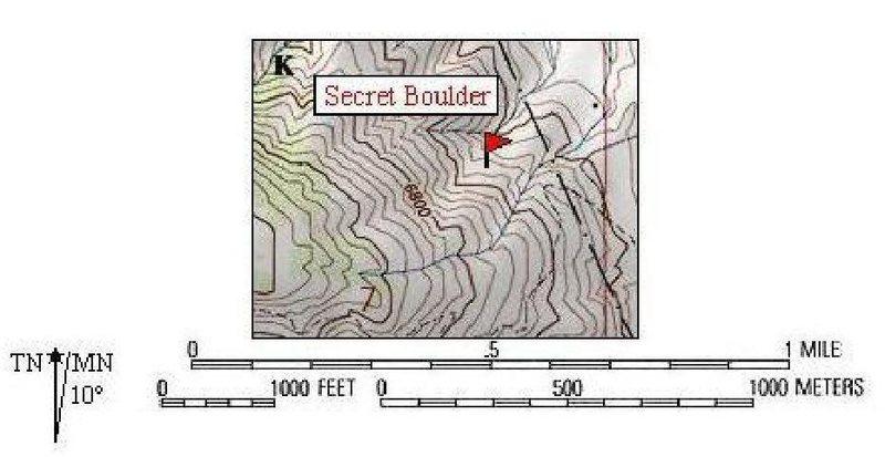 Secret Boulder
