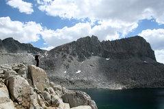 Rock Climbing Photo: Dusy Basin