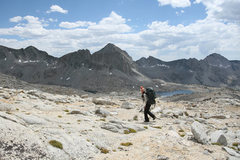Rock Climbing Photo: trekking