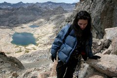 Rock Climbing Photo: Heading up North Pal