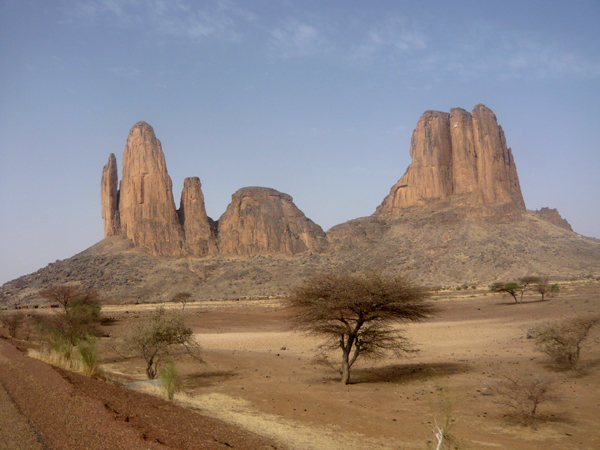 Rock Climbing Photo: Hombourri; Hand of Fatima