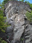 Rock Climbing Photo: Photo of Josh.