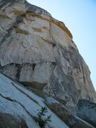 Rock Climbing Photo: Drug dome with a really cool boulder near the base...