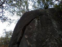 Rock Climbing Photo: E.T.