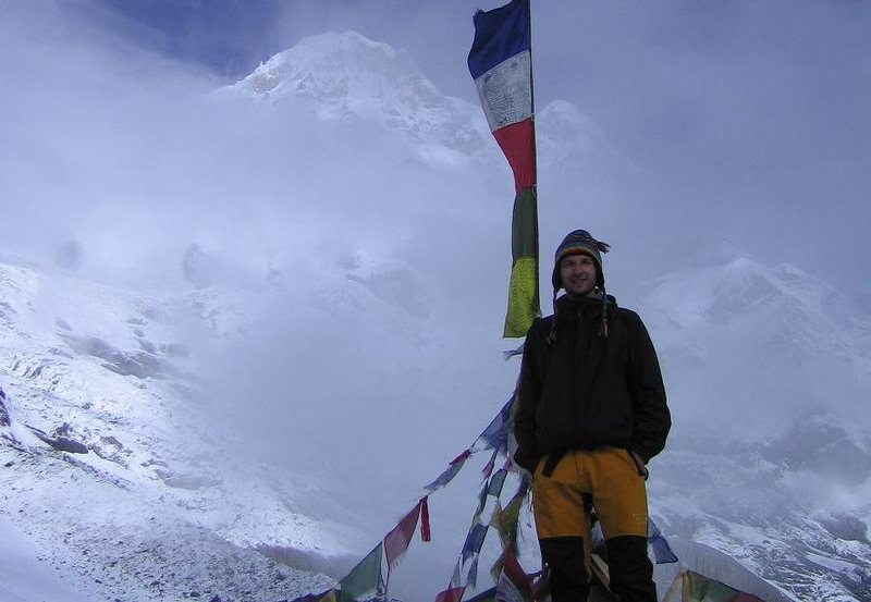 Rock Climbing Photo: Annapurna Base Camp, Nepal