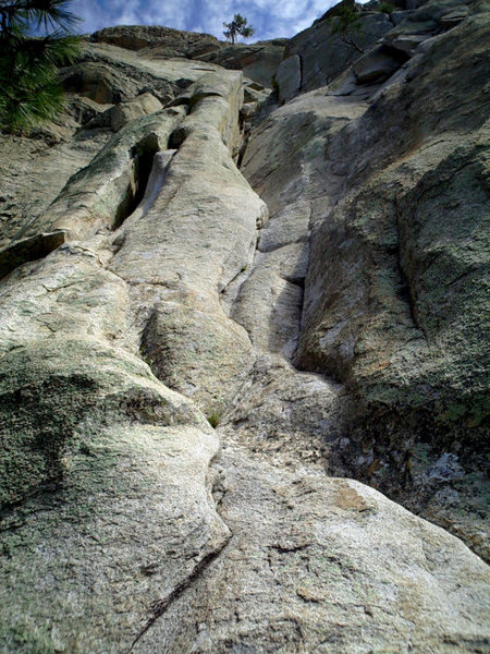 rappel rock, mt. lemmon AZ