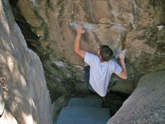 Rock Climbing Photo: Zac Baits.