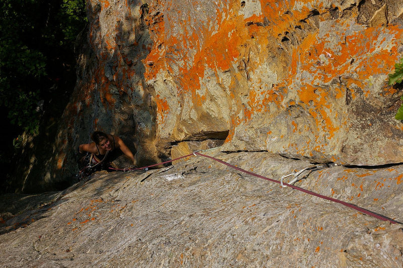 Rock Climbing Photo: Trad at Red River Gorge, KY