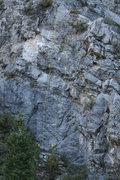 Rock Climbing Photo: Solitary Misdemeanors  1 Half Leno 5.8 2 Full Nels...