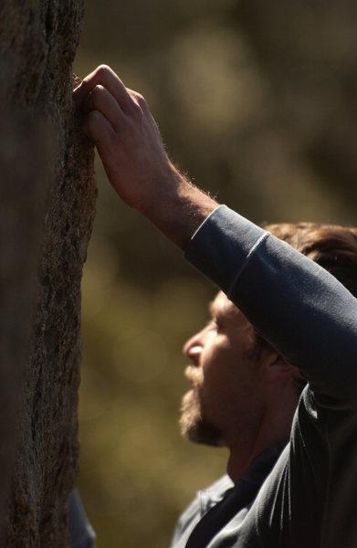 Rock Climbing Photo: Dave Olsen - photographer