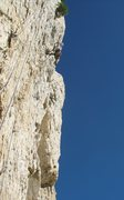 Rock Climbing Photo: BOBBY GRAY GETTING CLOSE TO THE CRUX