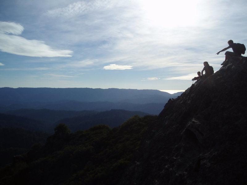 Scenic Goat Rock