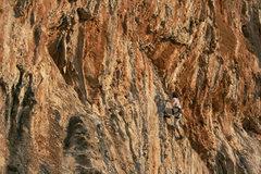 Rock Climbing Photo: Panorama Wall, 6b