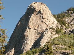 Rock Climbing Photo: The Pope's Nose.