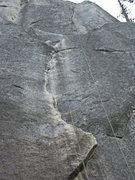 Rock Climbing Photo: Climb and Punishment