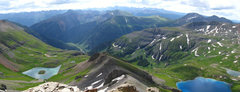 Rock Climbing Photo: atop Mt. U.S.Grant