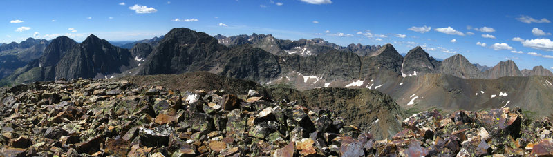 Rock Climbing Photo: grenediers
