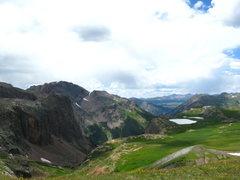 Rock Climbing Photo: above the colorado trail